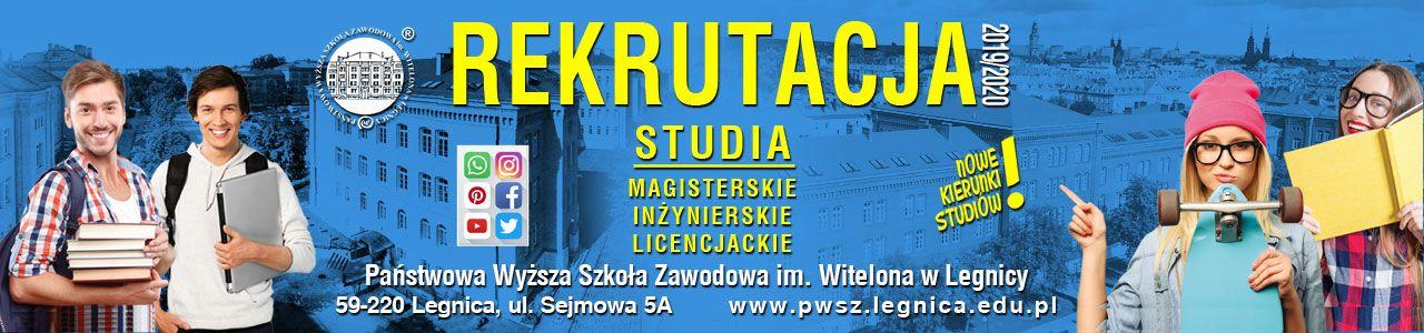 Rekrutacja w PWSZ w Legnicy