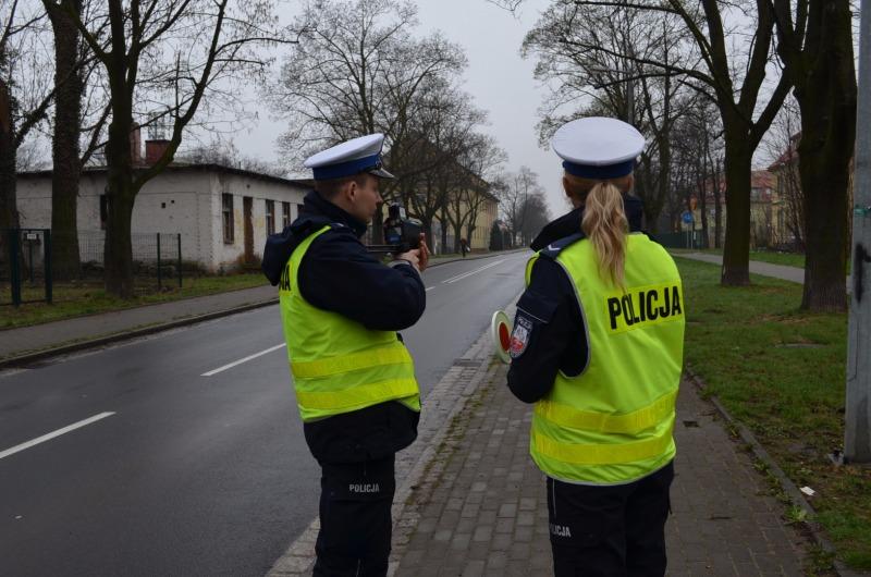 """Podsumowanie działań legnickiej drogówki pn. """"Bezpieczne Miasto - Bezpieczna Gmina"""""""