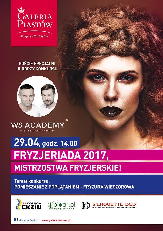 Fryzjeriada 2017 w Legnicy