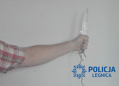 Gmina Kunice: Areszt za groźby pozbawienia życia i napaść na policjantów