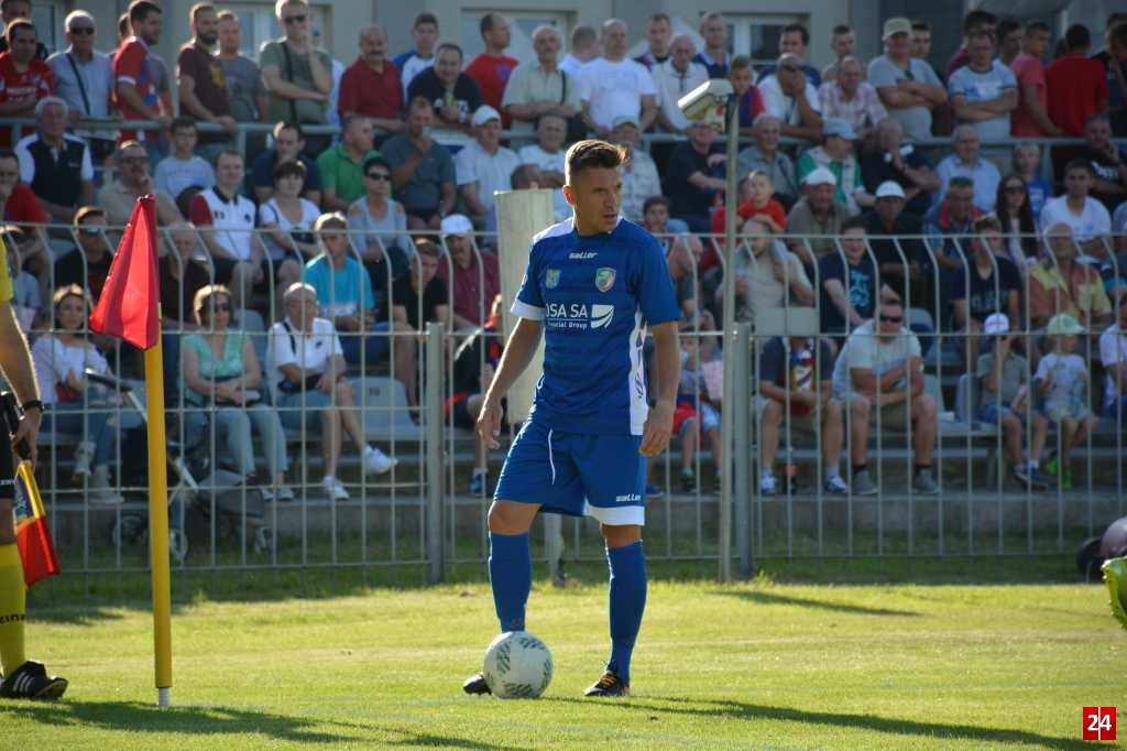 Wraz z końcem sezonu wygasa umowa m.in. 38-letniego pomocnika Łukasza Garguły