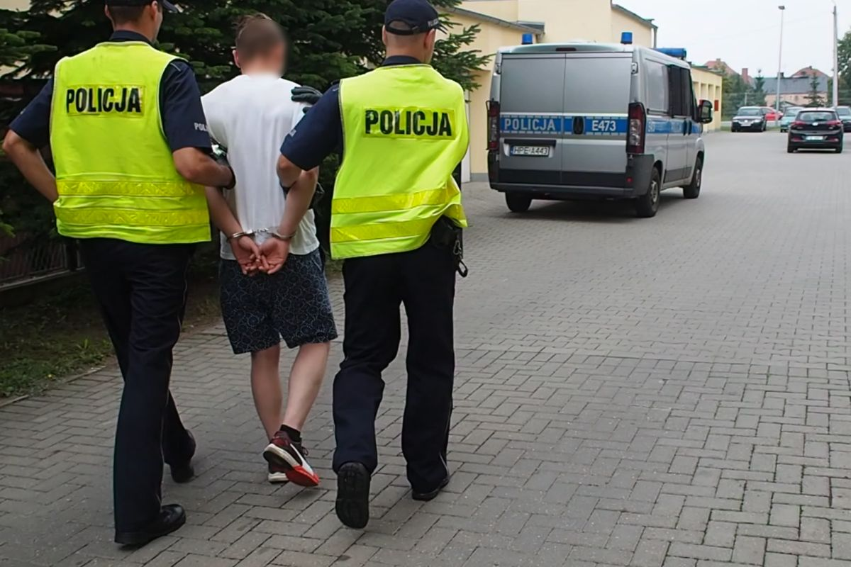 Legnica: Prawdziwy wnuczek ukradł babci pieniądze