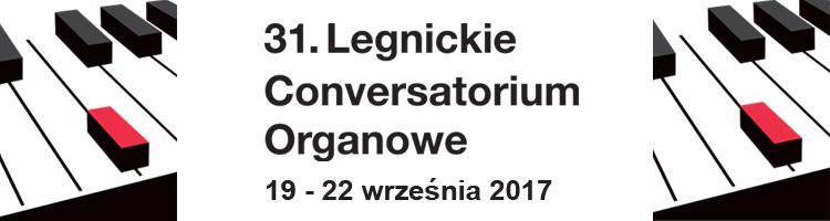 31. Legnickie Conversatorium Organowe