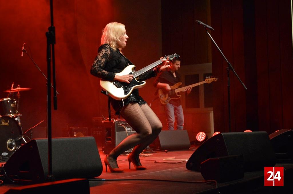 (FOTO) Vanesa Harbek zagrała w Legnicy
