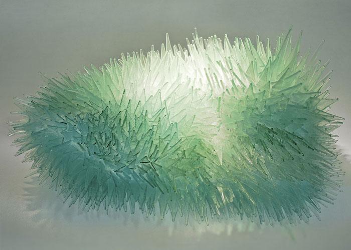 Wystawa Moniki Rubaniuk i Jerzego Zajączkowskiego w Galerii Sztuki