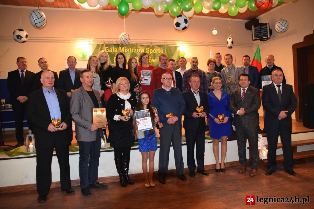 (FOTO) Gala Mistrzów Sportu Gminy Chojnów