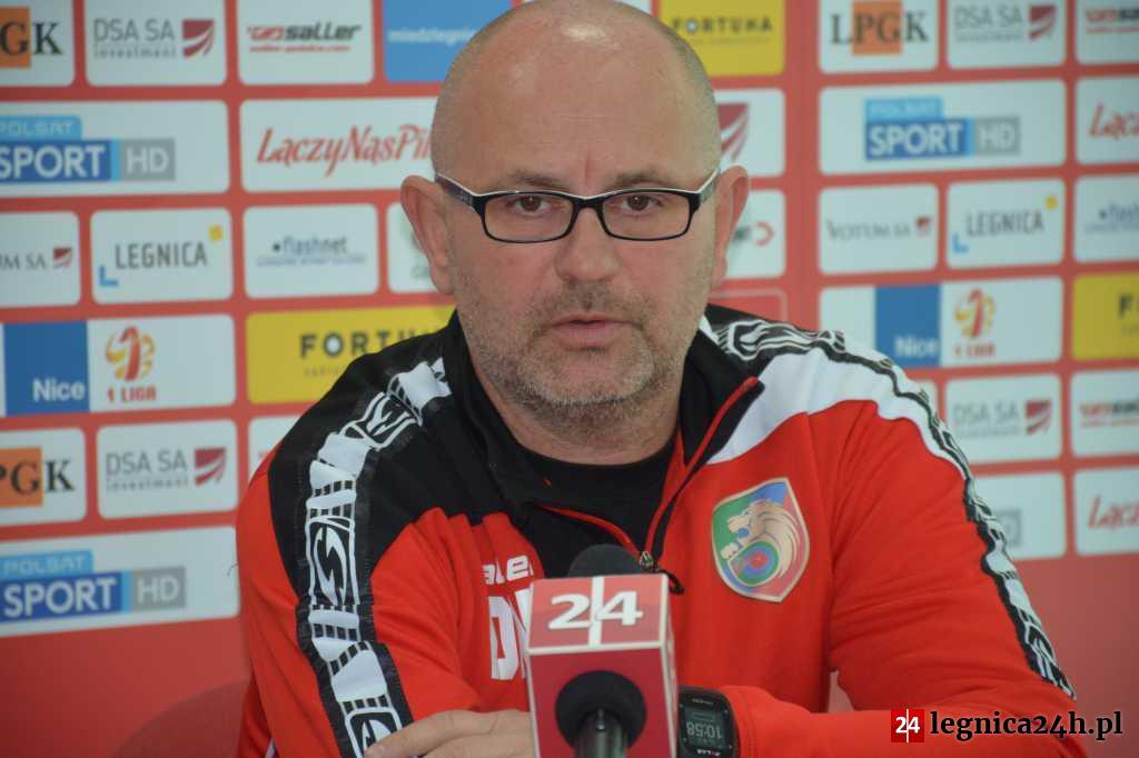 Dominik Nowak: Liczymy na dwunastego zawodnika