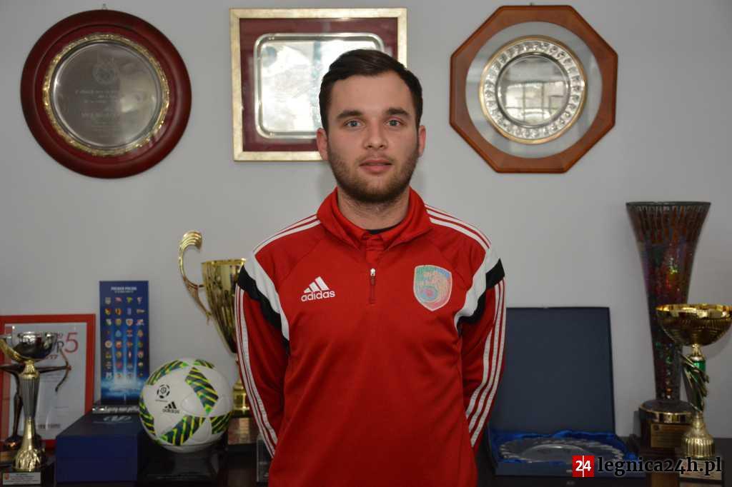 Tomasz Syska: Miejsce Akademii Piłkarskiej Miedzi jest w CLJ