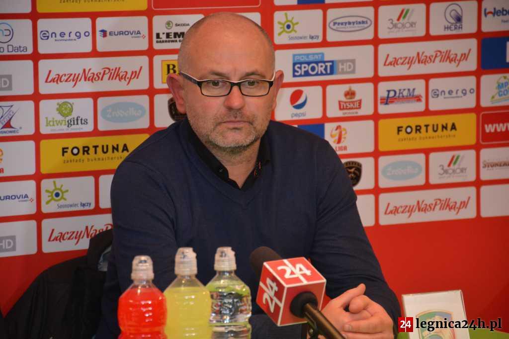 Dominik Nowak: Mecz był niezwykle trudny