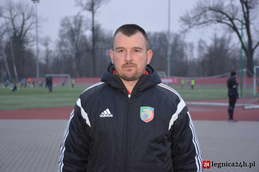 Rafał Sarnicki: Liga jest wyrównana