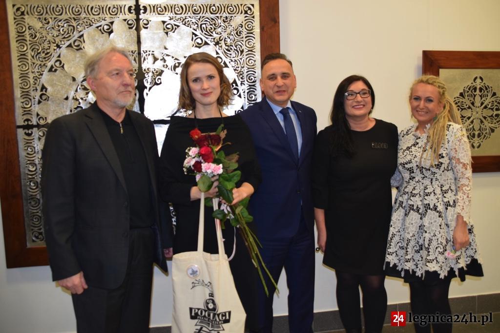 (FOTO) Wystawa Katarzyny Doszczak-Fuławki w Legnicy