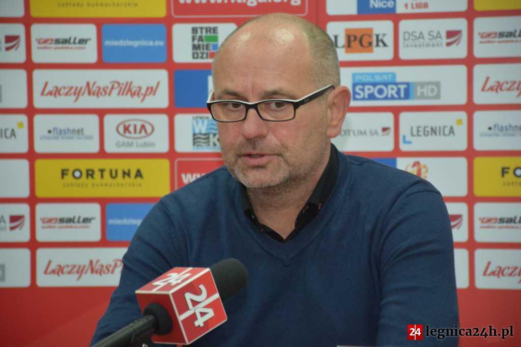 Dominik Nowak: To jest drużyna z charakterem