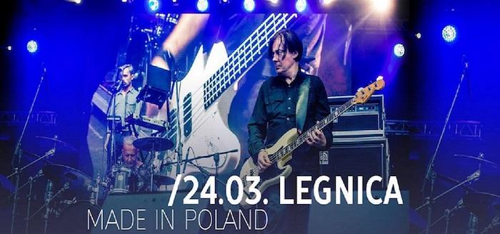Legendarny Made in Poland wystąpi w Legnicy