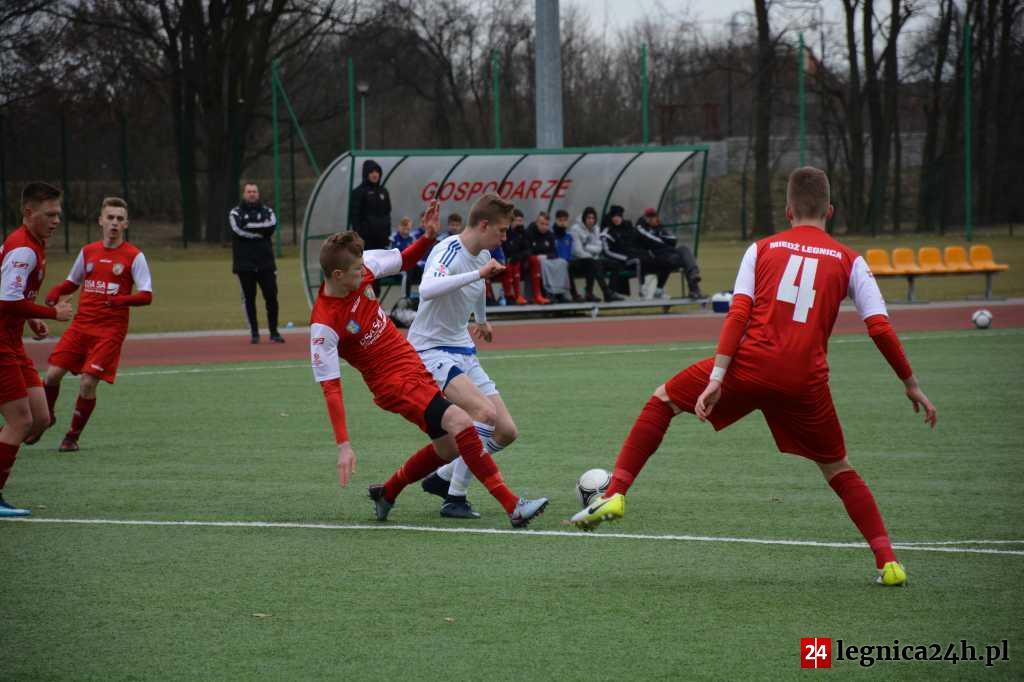 (FILM, FOTO) CLJ U-17: Pechowa porażka z Ruchem
