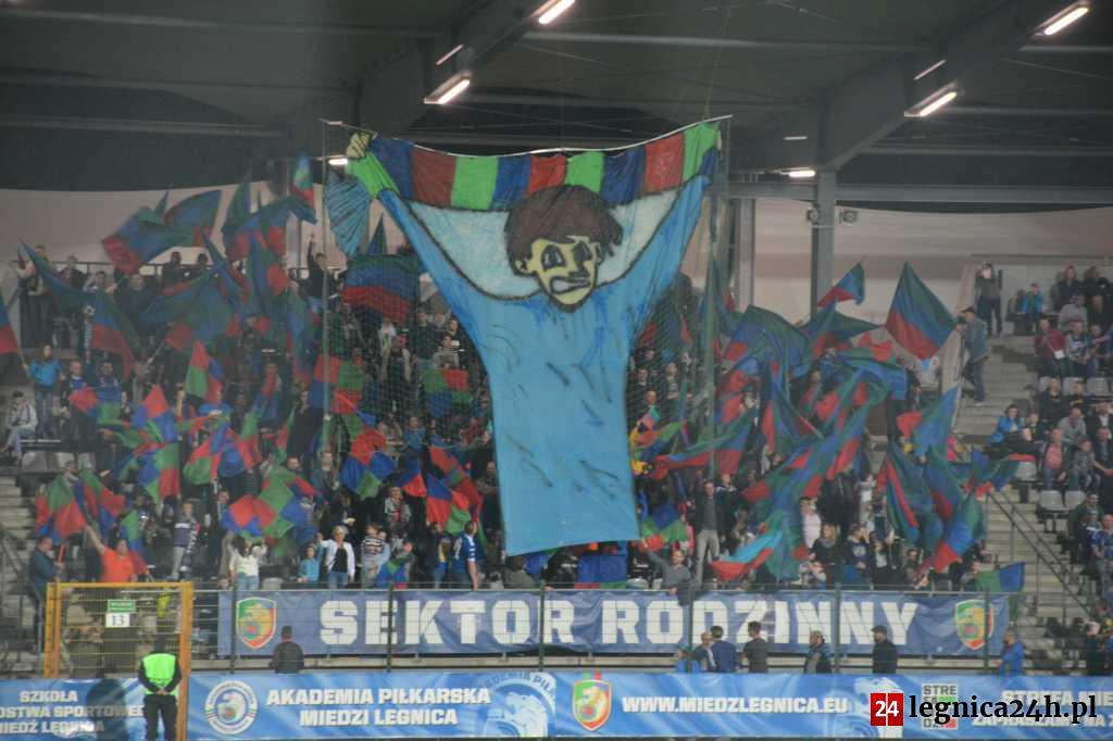 W piątek ruszy sprzedaż karnetów na mecze Miedzi w Ekstraklasie!