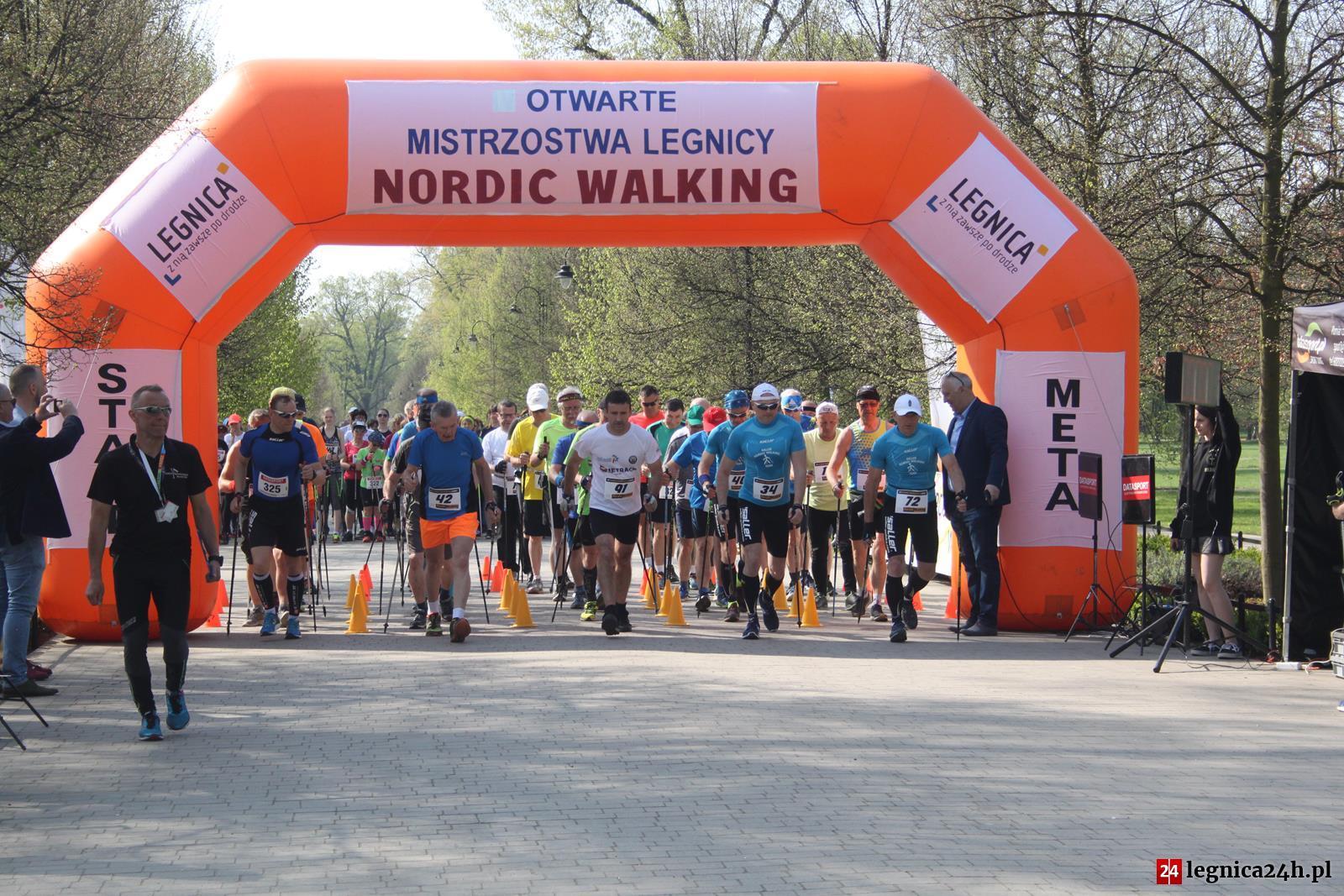 Puchar Polski i Europy w Nordic Walking