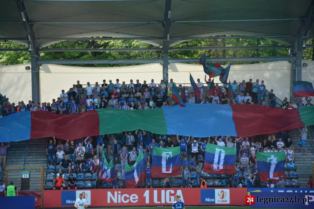 Trwa przedsprzedaż biletów na mecz Miedzi z Olimpią!