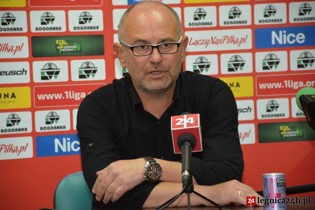 Dominik Nowak: Chciałbym pochwalić przeciwnika