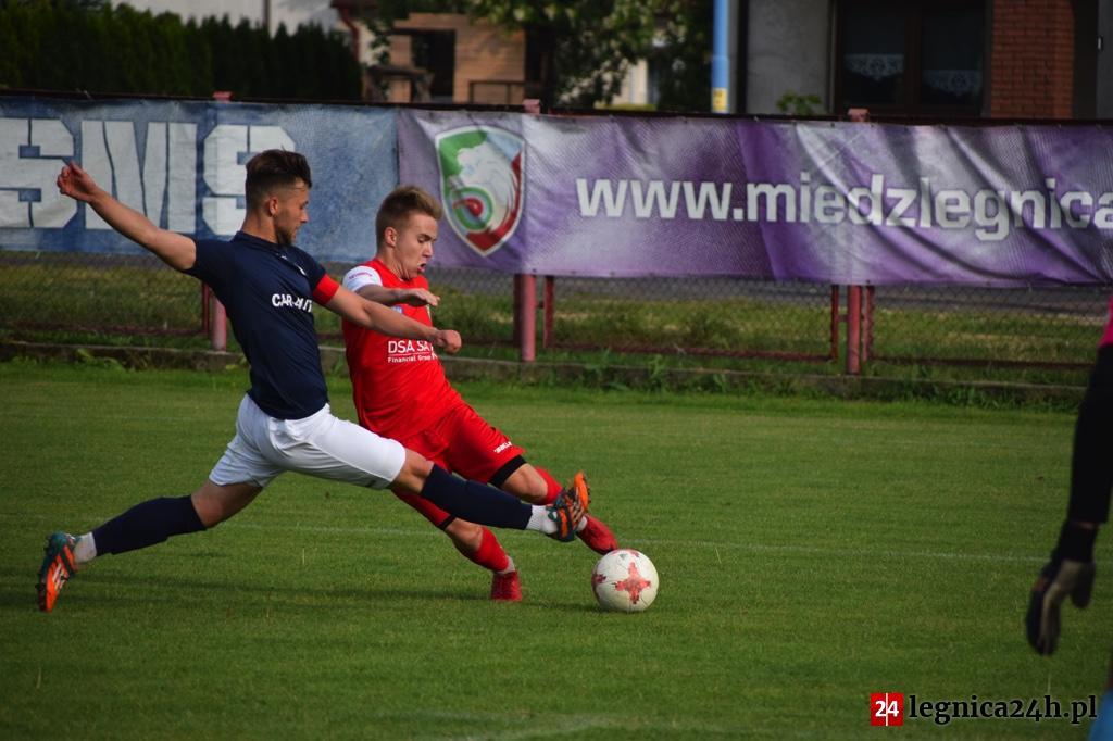 (FOTO) DLJS: Miedź pokonała Parasol Wrocław
