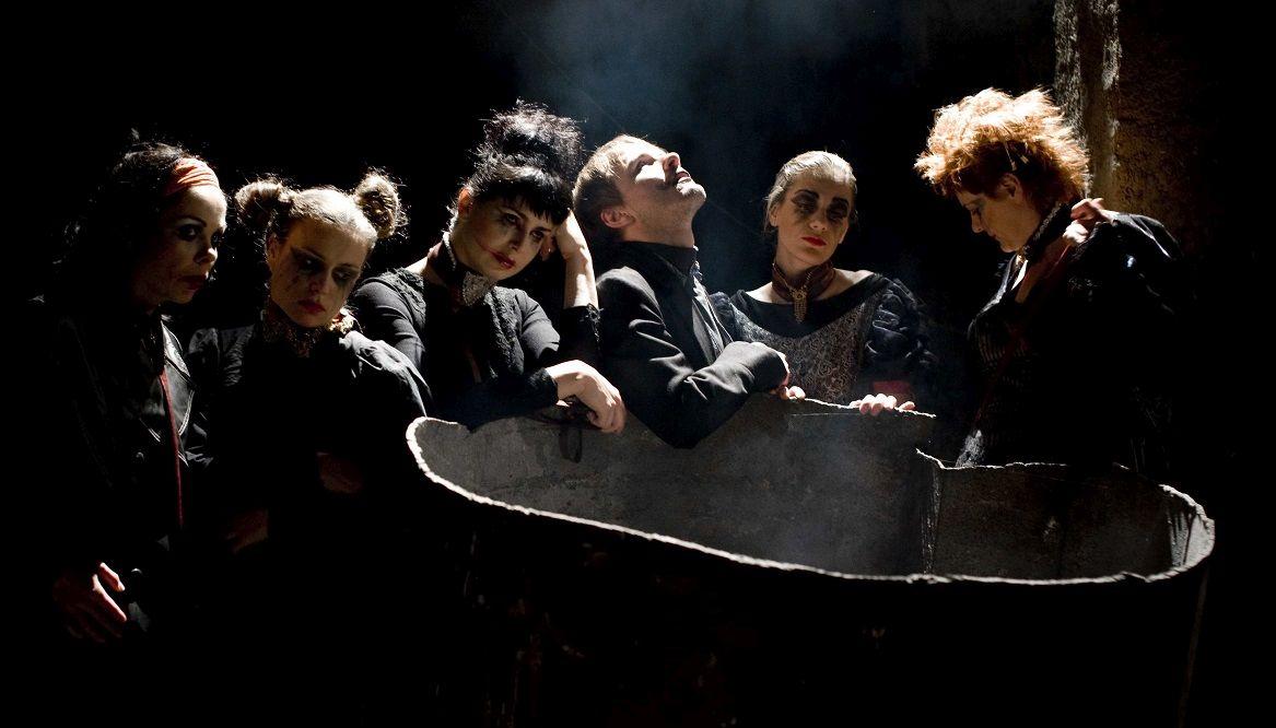 (FILM) Hamlet, Książę Danii powraca do Legnicy!