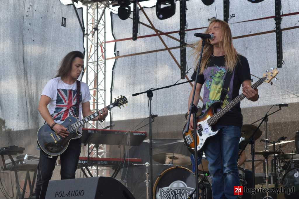 (FILM, FOTO) Bonhart Band opanował scenę