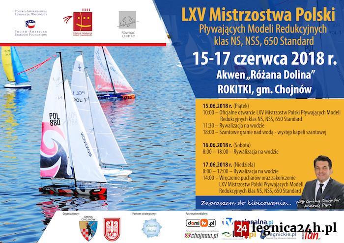 Mistrzostwa Polski Pływających Modeli Redukcyjnych w Rokitkach