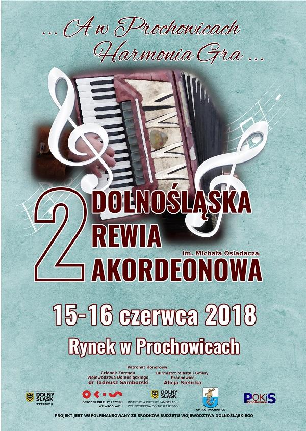II Dolnośląska Rewia Akordeonowa w Prochowicach
