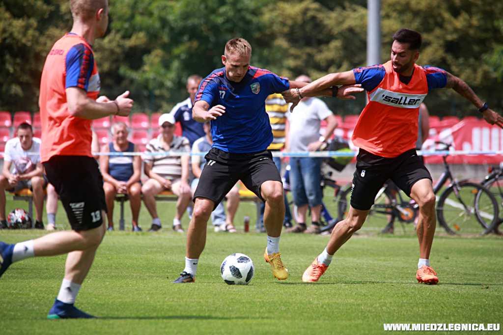Miedź Legnica rozpoczęła przygotowania do sezonu