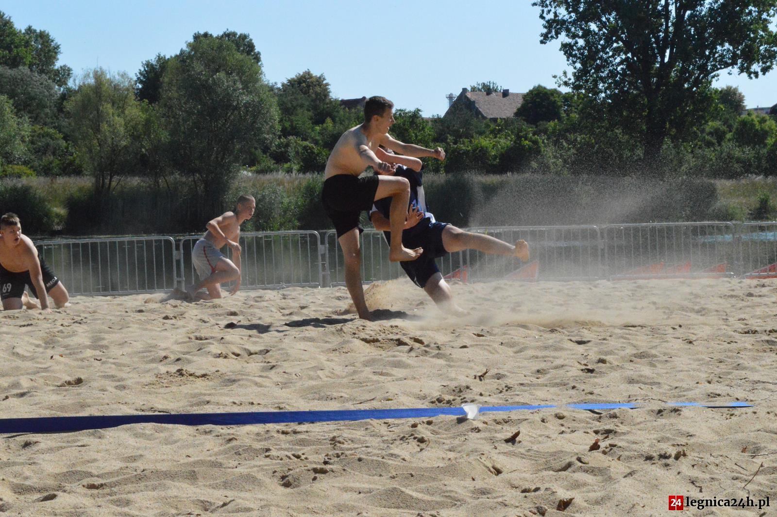 (FOTO) Kormoran Cup–turniej plażowej piłki nożnej