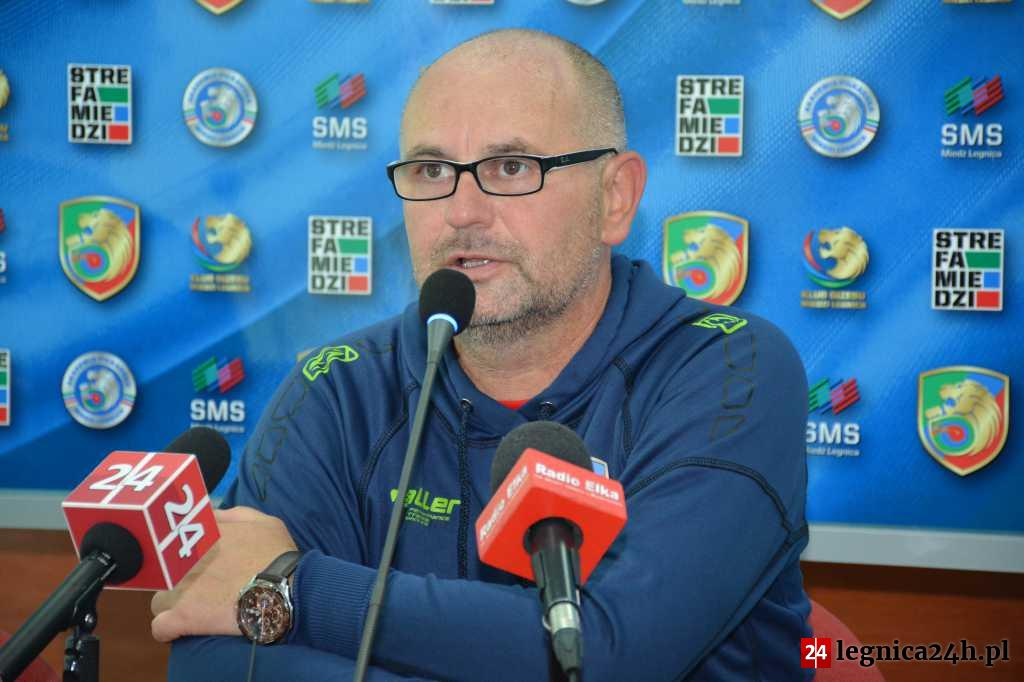 Dominik Nowak: Chcemy Miedzi zwycięskiej