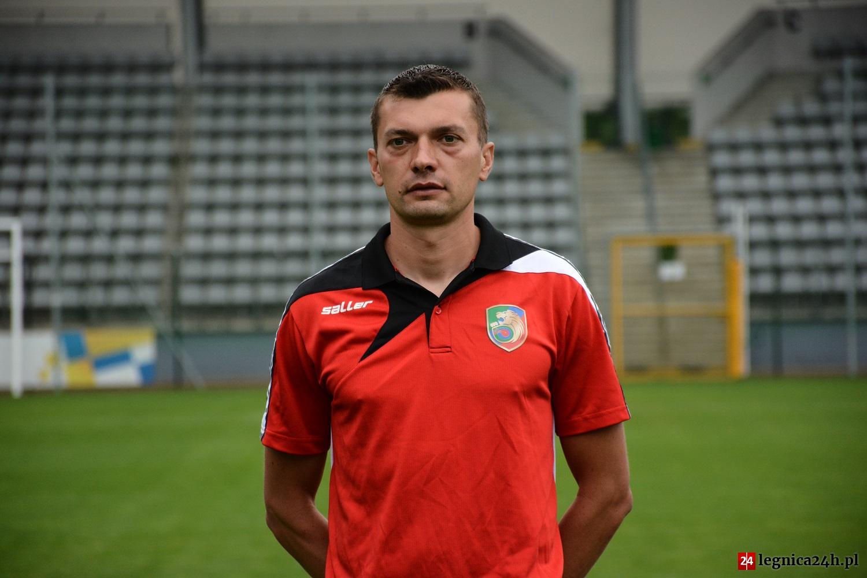 Grzegorz Mokry. Z Miedzią na Ty