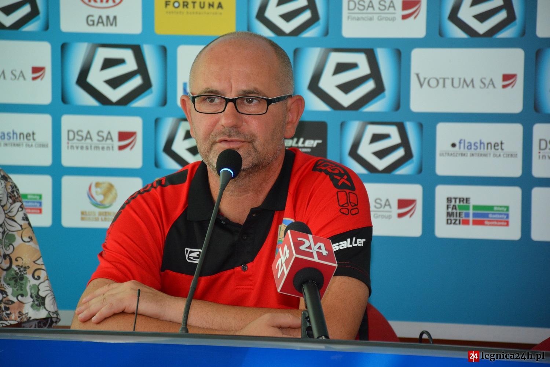 Dominik Nowak: Chcemy kreować grę
