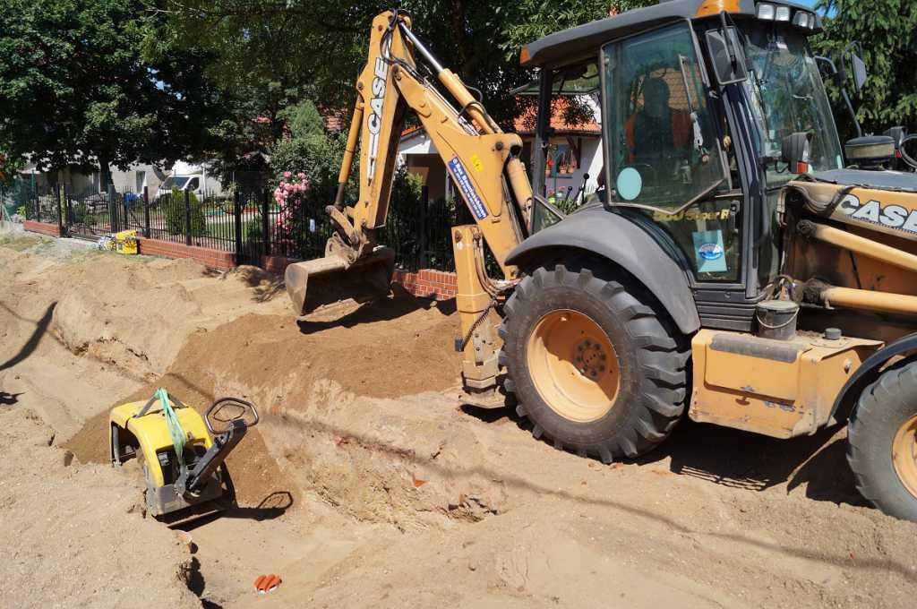 Wodociągi budują nowe sieci wodne i kanalizacyjne