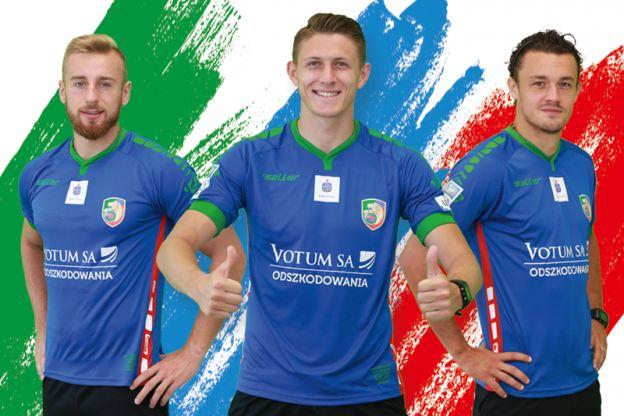 Nowe koszulki meczowe do kupienia w Strefie Miedzi!