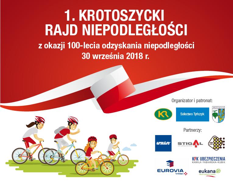 Krotoszycki Rajd Niepodległości 30 września