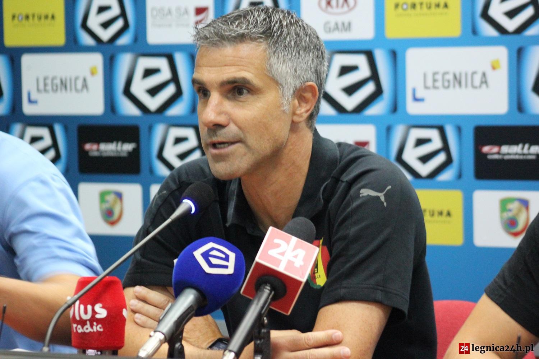 Gino Lettieri: Zespół chciał wygrać ten mecz