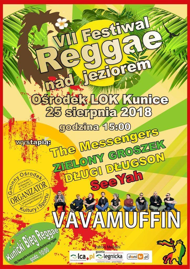 Vavamuffin wielką gwiazdą Reggae Festiwalu w Kunicach