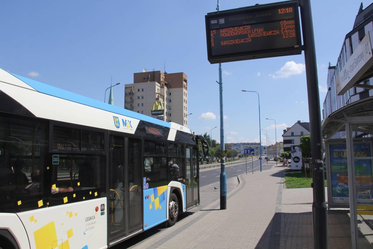 Legnica: Już niebawem kolejne tablice elektroniczne na przystankach