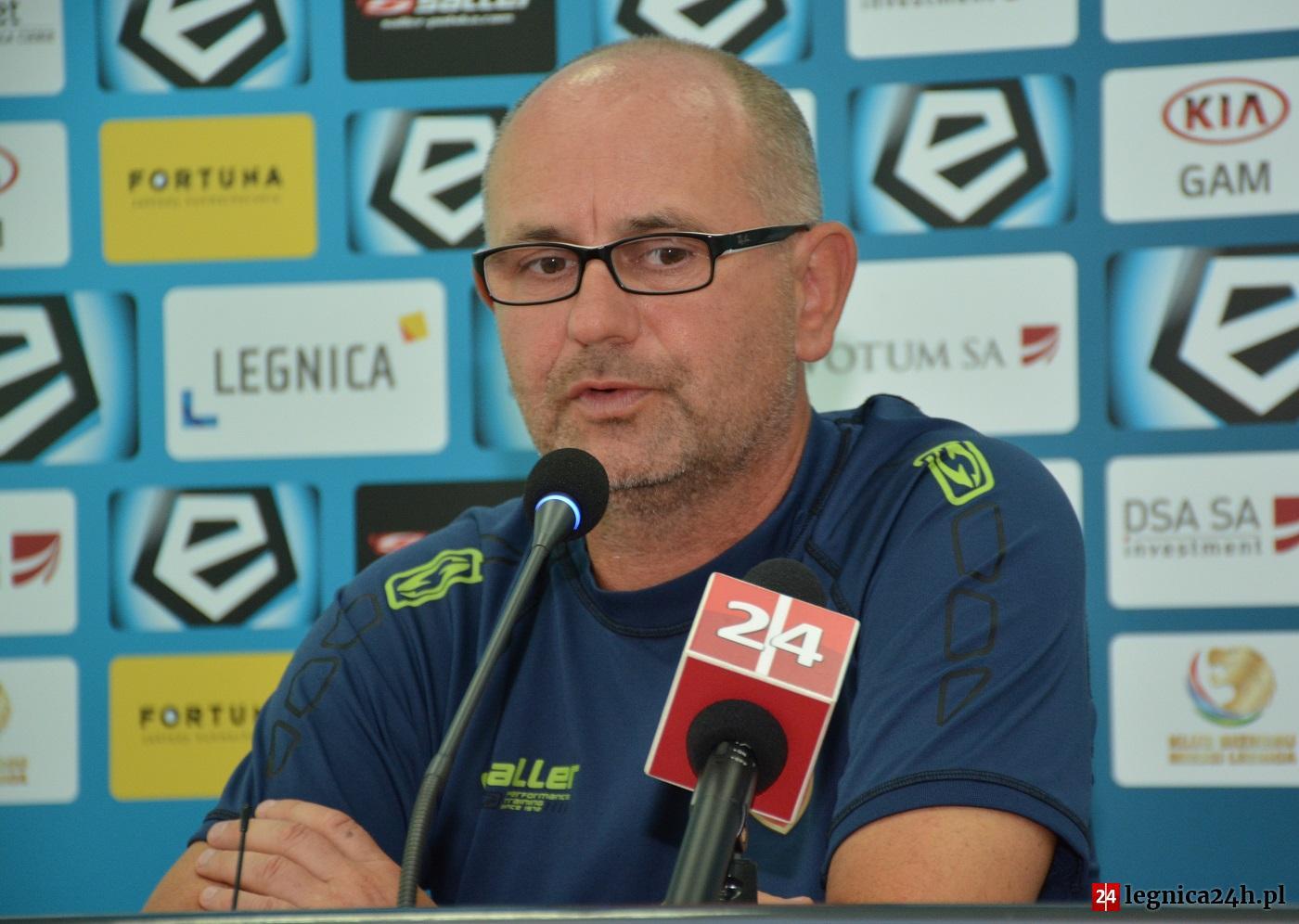Dominik Nowak: Zaczynamy być skuteczni