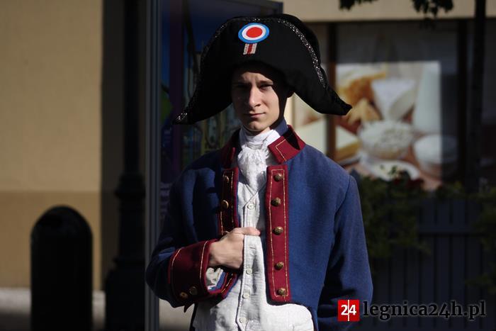Z Napoleonem po Legnicy