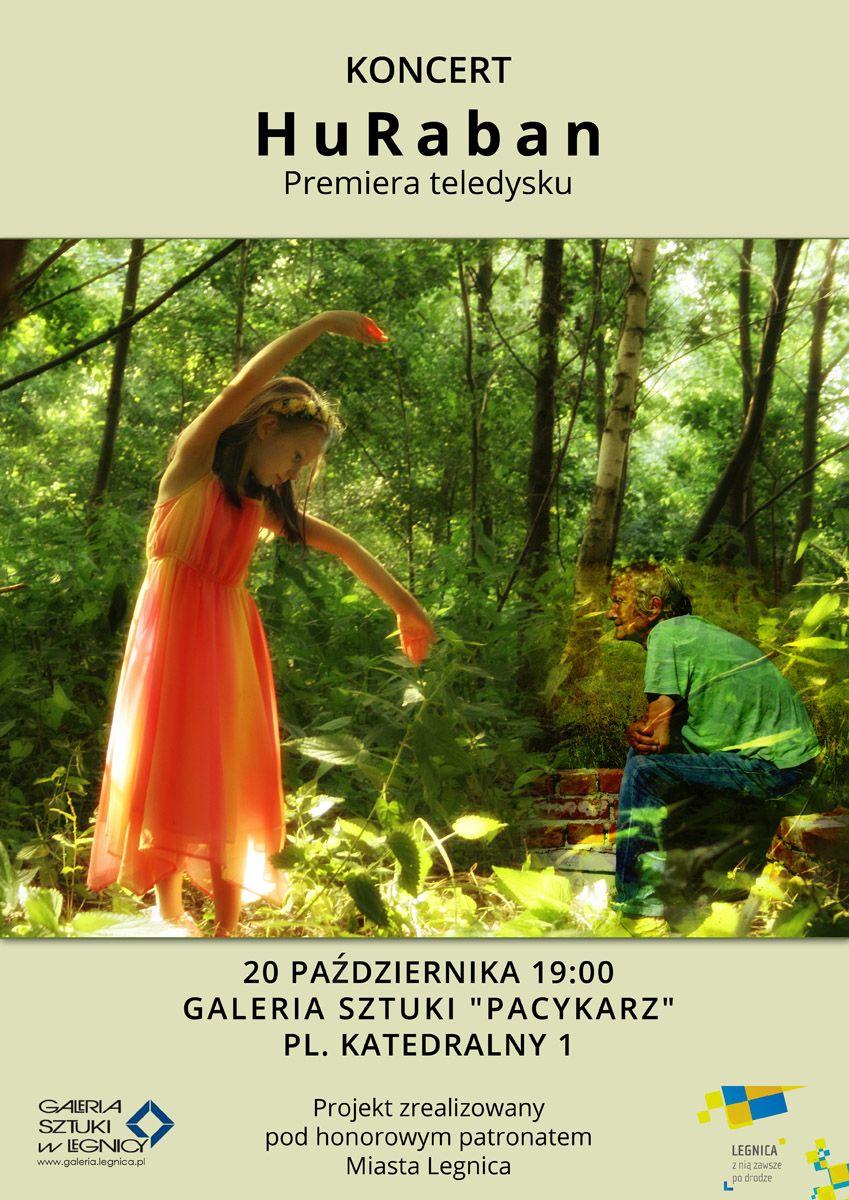 Koncert legnickiego HuRabanu