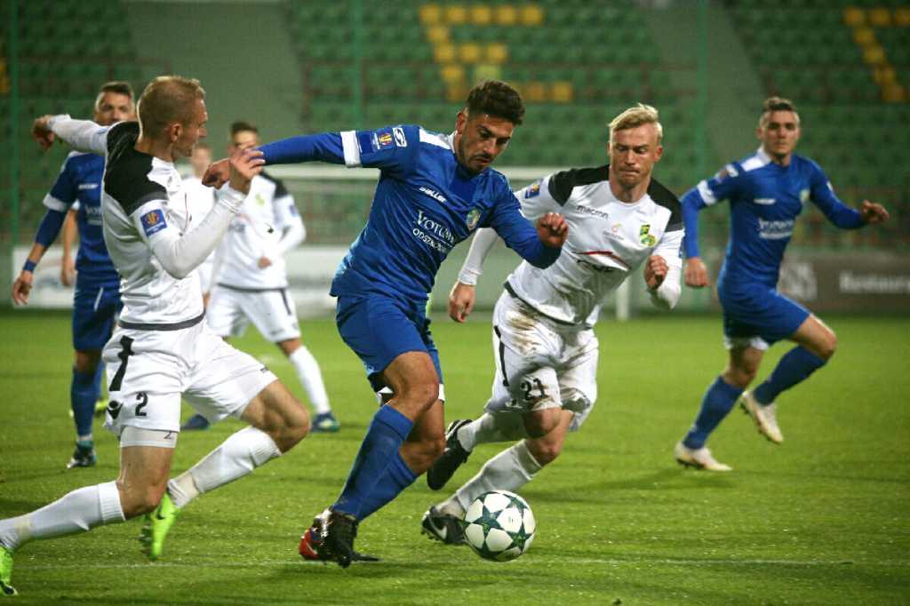 Miedź TV: Skrót meczu w Bełchatowie