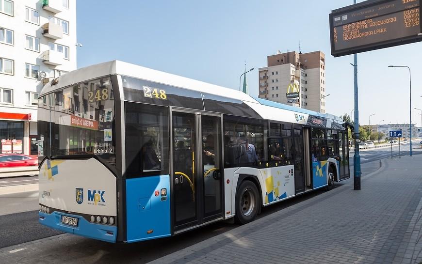 Od poniedziałku zmienia się rozkład jazdy miejskiej komunikacji