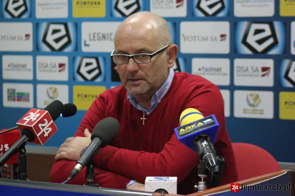 Dominik Nowak: Po drugiej bramce wszystko już się posypało