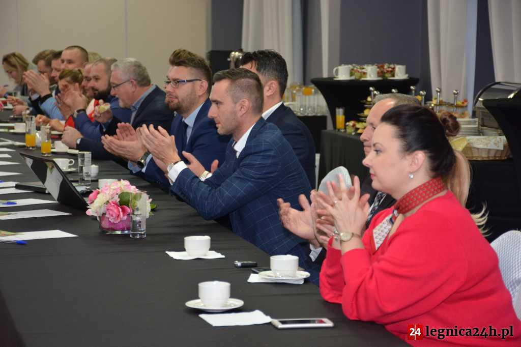 (FILM, FOTO) Klub Biznesu Miedzi Legnica znów się spotkał