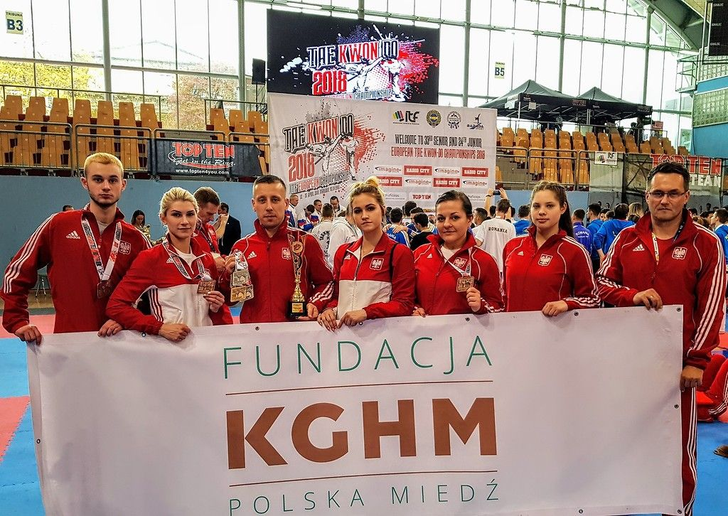 Legniczanie dostali powołania do kadry Polski w taekwon-do