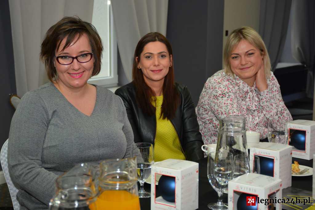 (FOTO) Świąteczne spotkanie Klubu Biznesu Miedzi Legnica