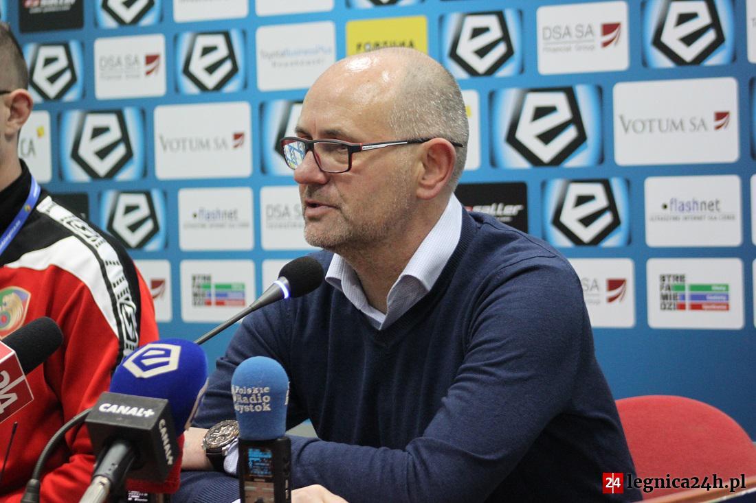 Dominik Nowak: Były zalążki, ale to jest za mało