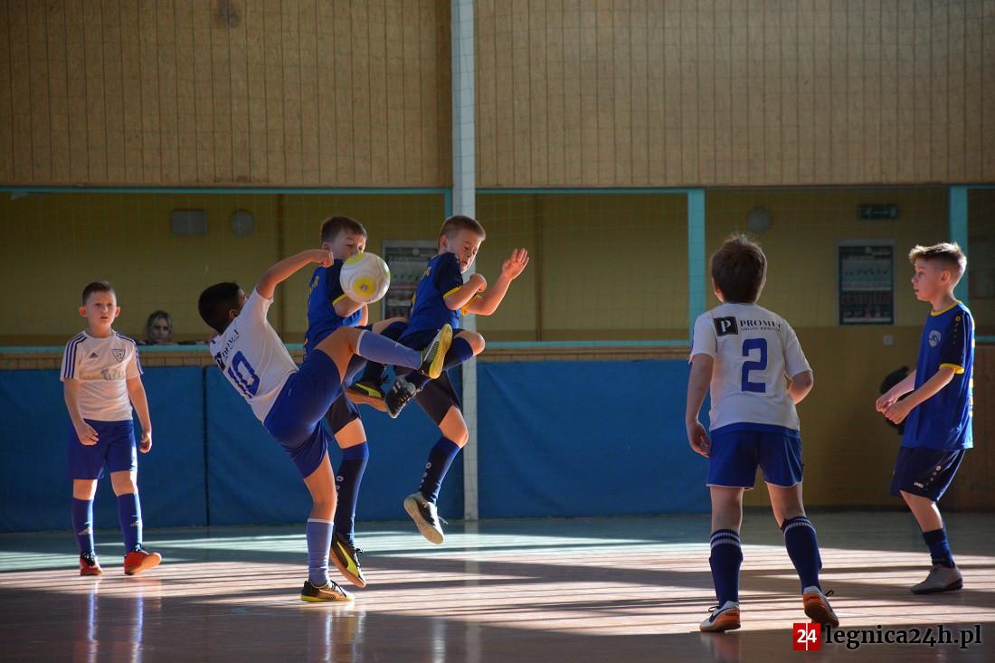 (FOTO) Football Academy Legnica trzecia w Kuźnia Cup orlików