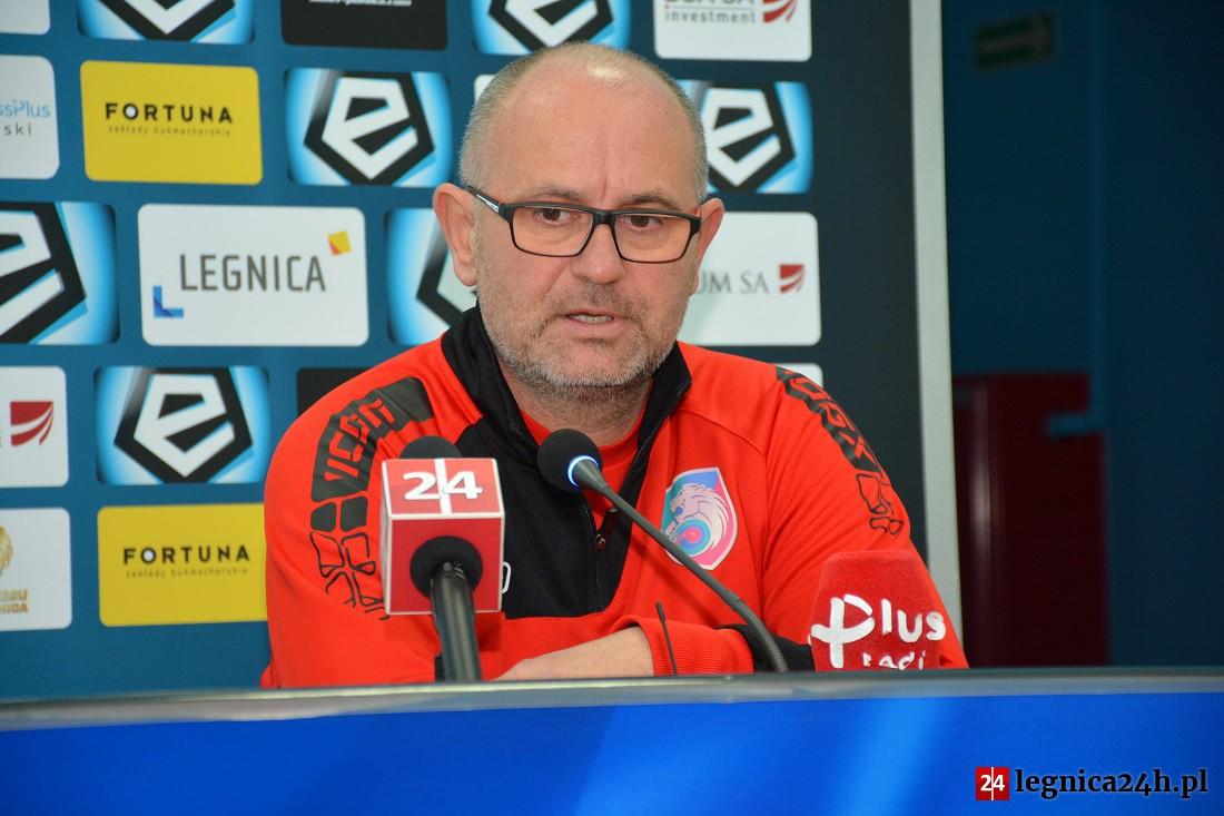 Dominik Nowak: To mecz o sześć punktów